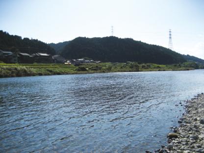 近鉄吉野線 六田駅