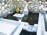 弘法大師ゆかりの湧水