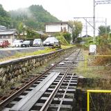 軽便鉄道跡