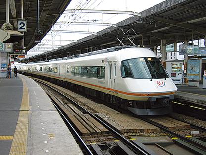 近鉄橿原線/南大阪線 大和八木駅