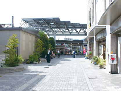 近鉄田原本線/近鉄生駒線 新王寺駅・王寺駅