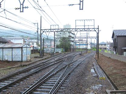 近鉄生駒線 南生駒駅