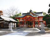 石園座多久虫玉神社<br />(龍王宮)