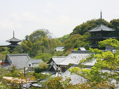 近鉄南大阪線 当麻寺駅