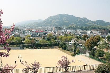 近鉄大阪線 二上駅
