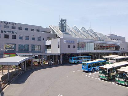 近鉄奈良線 学園前駅