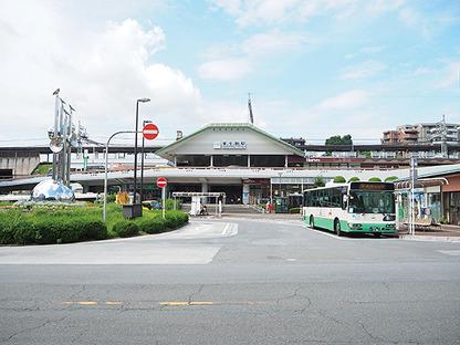 近鉄奈良線 東生駒駅
