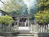 あやめ池神社<br> (菅原天満宮末社)
