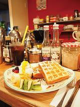 waffle&coffee<br>cocochino/ここちの