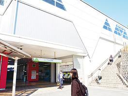 学研北生駒駅