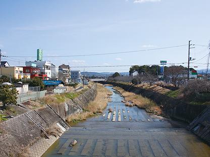 近鉄京都線 山田川駅