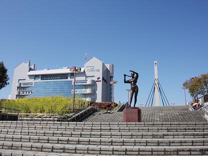 近鉄京都線 高の原駅