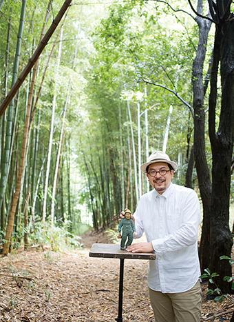 1610_人形作家 岡本 道康 さん