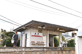 2001 奈良交通株式会社 自動車事業本部 乗合自動車部 運行受託グループ 統括指導員上條 正幸さん(ユンケル上條)
