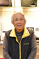 2005 印傳工房 南都 代表 南浦 太市郎さん(現代の名工/H28)